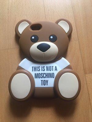 Moschino Teddy Handy Hülle Silikon iPhone 6/6s neu