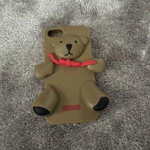 MOSCHINO Teddy iPhone 5/5s Hülle