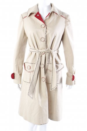 Moschino Trenchcoat sandbraun