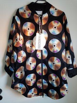MOSCHINO [TV] H&M Gemustertes Kleid Gr.42