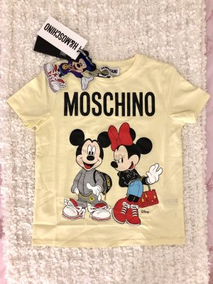 Moschino [TV] x H&M T-Shirt mit M. Mouse Druck Größe XS Sold Out