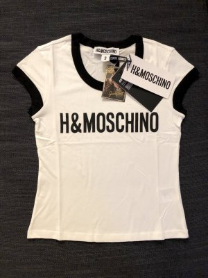 Moschino [TV] x H&M T-Shirt mit Textdruck Größe XS - SOLD OUT