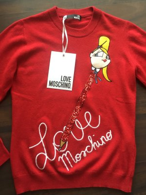 Moschino Woll-Pullover