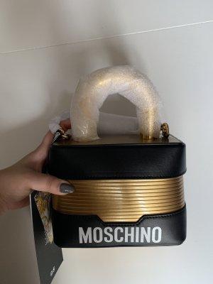 Moschino Bandolera negro-color oro