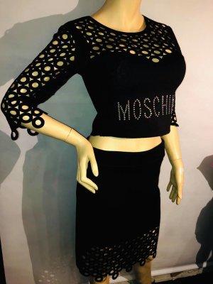 Moschino Zwei Teiler in Farbe Schwarz