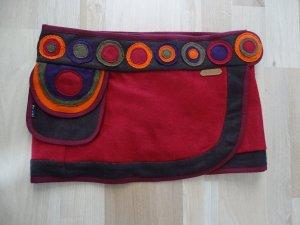 Moshiki Skirt multicolored wool