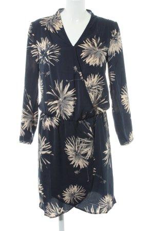 Moss Copenhagen Chiffon jurk bloemen patroon casual uitstraling