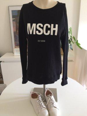 Moss Copenhagen MSH Logo Sweater