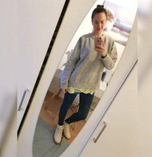 Moss Copenhagen Sweat Sweater Sweatshirt Zipper L