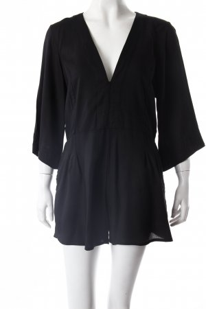 Motel Short-Jumpsuit schwarz