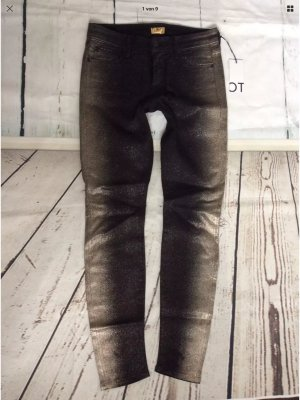 ❤️Mother Jeans 27 the Looker❤️all that glitter is gold ❤️NWT 330€