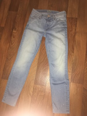 Mother Jeans Used Look