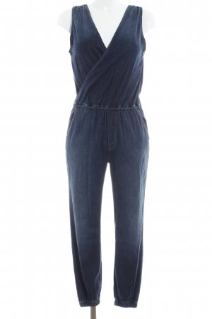 Mother Jumpsuit dunkelblau Casual-Look