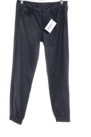 Mother Stoffhose schwarz minimalistischer Stil