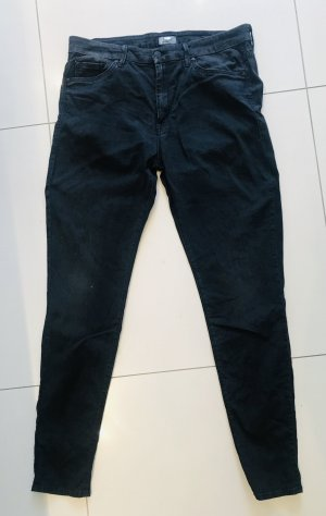 Mother Hoge taille jeans zwart