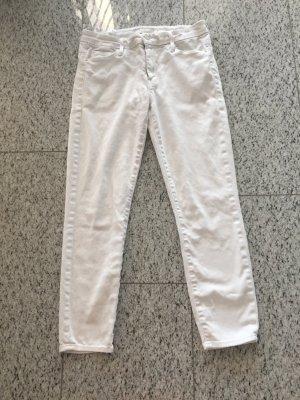 Mother weiße Jeans super bequem