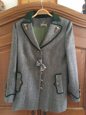 Mothwurf Chaqueta de lana gris