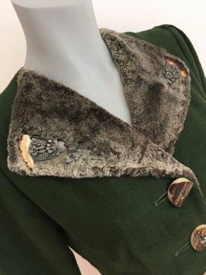 Mothwurf Traditionele jurk donkergroen-bos Groen