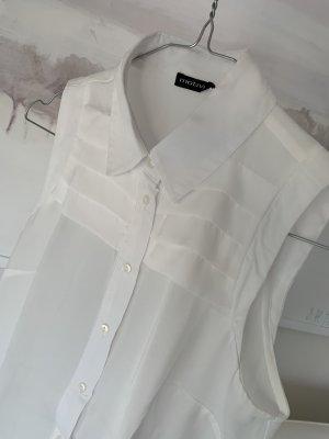 Motivi Damen Hemd Bluse Weiß Gr.S