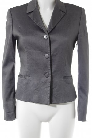 Motivi Short Blazer grey flecked elegant