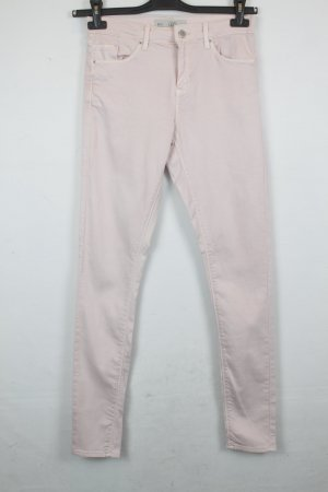 MOTO by Topshop High Waist Jeans Gr. 26 L 34 rosa (18/3/066)