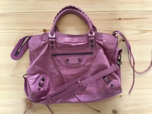 Motorcycle Tasche Lila