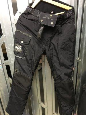 Motorrad Bekleidung Hose und Jacke. Selten getragen , Farbe schwarz, Blau