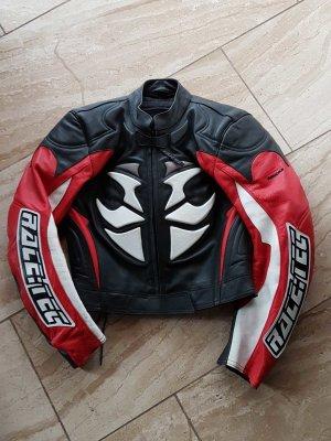 Motorradjacke aus Leder
