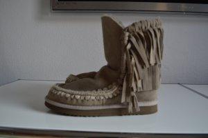 Mou Boots grau Gr. 40 w.NEU