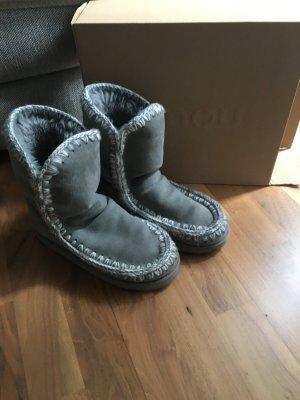 MOU Eskimo Boot, Grey - Größe 40