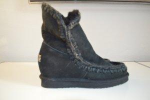 Mou Eskimo Boots in schwarz Größe 39 Top