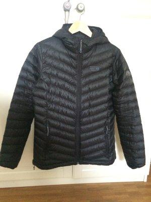 Doudoune noir polyester