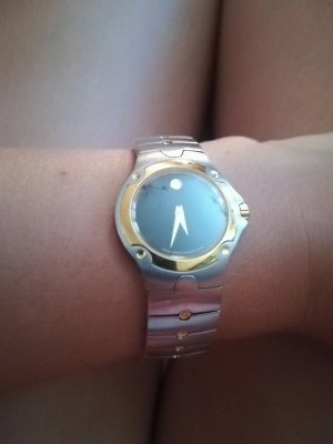 Watch Clasp silver-colored-gold-colored