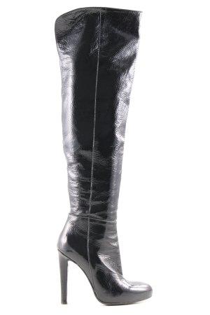 MPS High Heel Stiefel schwarz Elegant