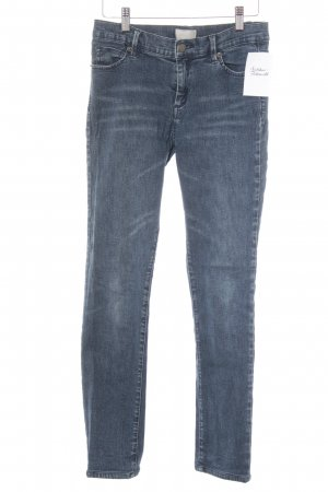 Mrs & HUGS Skinny Jeans stahlblau Casual-Look
