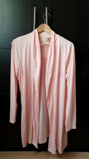 Asos Dressing Gown dusky pink-pink