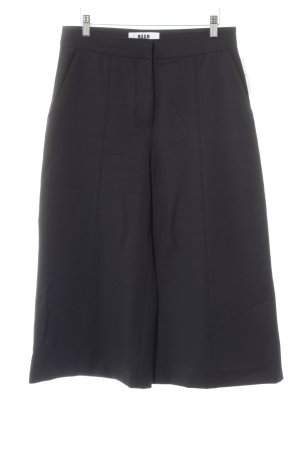 MSGM Culottes schwarz Business-Look