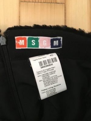 MSGM Skirt Fake fur neu
