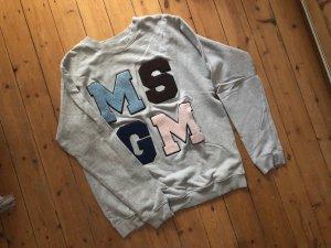 MSGM Sweater Sweatshirt Hoodie Logo Top