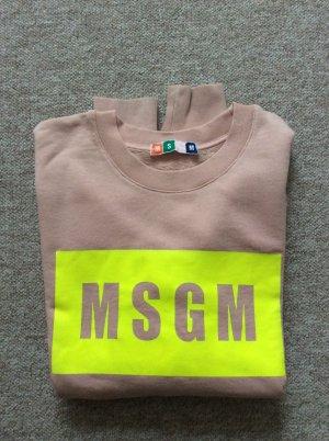 MSGM Sweatshirt Gr. S