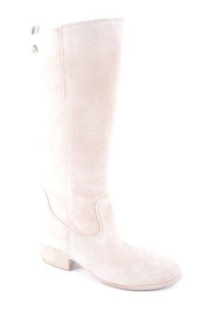 mtng Originals Schaftstiefel beige minimalistischer Stil