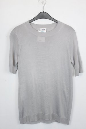 MTWTFSSWEEKDAY Camisa color plata-gris claro