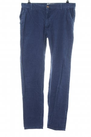 MTWTFSSWEEKDAY Cordhose blau Casual-Look