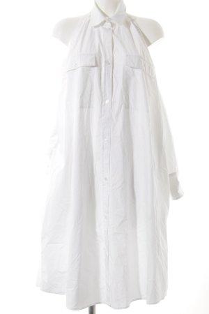 MTWTFSSWEEKDAY Blouse-chemisier blanc style décontracté