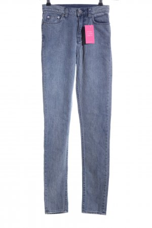 MTWTFSSWEEKDAY High Waist Jeans blau Casual-Look