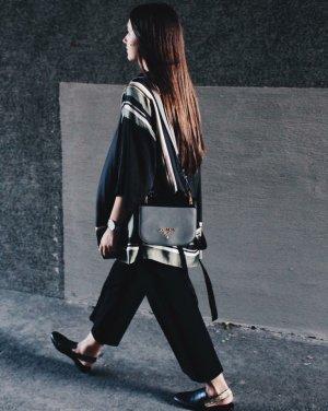 MTWTFSSWEEKDAY Kimono estampado a rayas look Street-Style