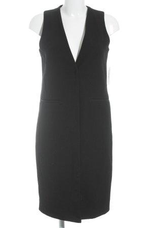MTWTFSSWEEKDAY Long-Blazer schwarz minimalistischer Stil