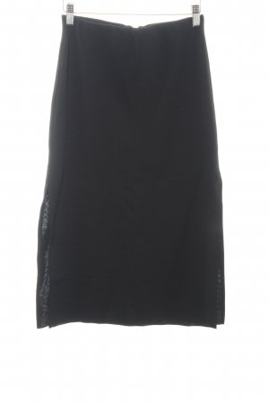 MTWTFSSWEEKDAY Midi Skirt black elegant