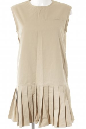 MTWTFSSWEEKDAY Minikleid beige Casual-Look
