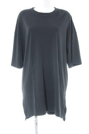 MTWTFSSWEEKDAY Oversized Shirt schwarz sportlicher Stil